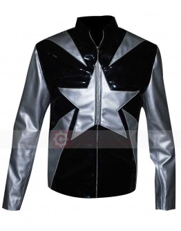 Word to your Mother Vanilla Ice Leather Jacket