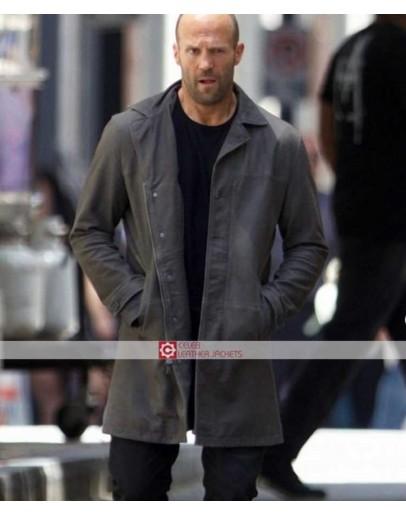 jason statham fast and furious 8 leather coat