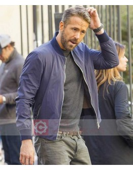 6 Underground Ryan Reynolds (One) Bomber Jacket