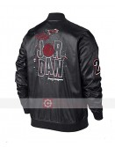 Air Jordan Marvin The Martin Leather Jacket