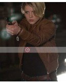 Alcatraz Sarah Jones Detective Rebecca Jacket