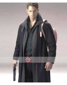 Altered Carbon Joel Kinnaman Black Coat