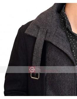 Altered Carbon Joel Kinnaman Trench Coat