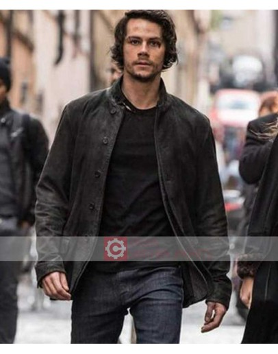 American Assassin Dylan O Brien (Mitch Rapp) Leather Jacket