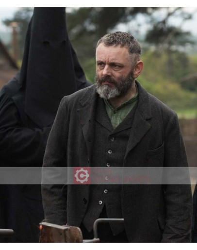 Apostle Micheal Sheen (Malcolm Howe) Coat