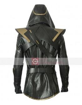 Avengers Endgame Hawkeye Ronin Costume Jacket