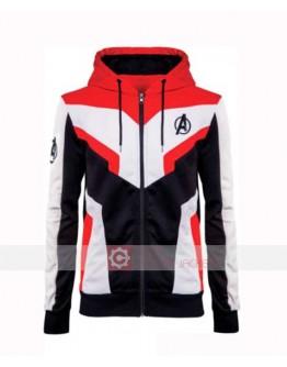 Avengers Endgame Quantum Hoodie Jacket