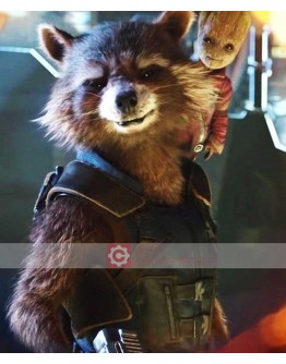 Avengers Endgame Rocket Raccoon Vest