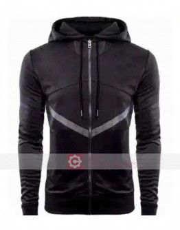 Avengers Infinity War Black Panther Hoodie Jacket