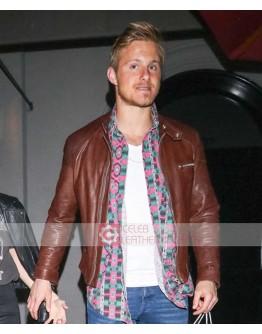 Bad Boys for Life Alexander Ludwig Leather Jacket