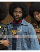 BlacKkKlansman John David Washington Denim Jacket