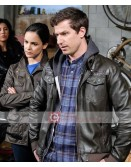 Brooklyn Nine Nine Andy Samberg Leather Jacket