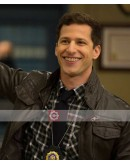 Brooklyn Nine Nine Andy Samberg Leather Jacket