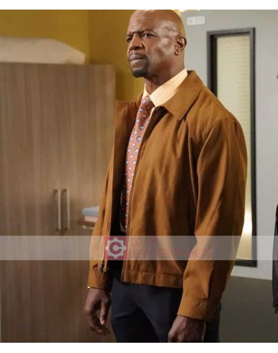 Brooklyn Nine Nine Terry Crews Jacket