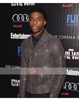 Chadwick Boseman Captain America Civil War (Black Panther) Premiere Jacket