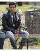 13 Reasons Why Christian Navarro (Tony Padilla) Leather Jacket