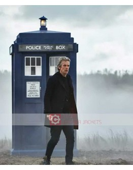 Doctor Who Series Peter Capaldi The Doctor Coat