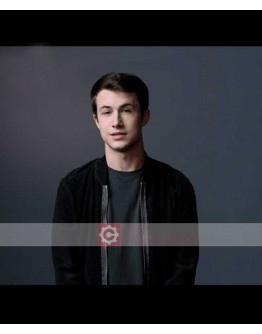 Dylan Minnette 13 Reasons Why (Clay Jensen) Jacket
