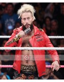 WWE Enzo Amore Leather Jacket