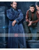 Fantastic Beasts The Crimes of Grindelwald Jude Law Trench Coat