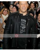 Fast And Furious 8 Premiere Vin Diesel Leather Jacket