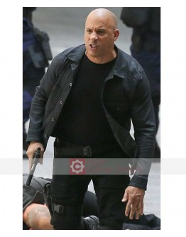 Fast And Furious 8 Vin Diesel Jacket