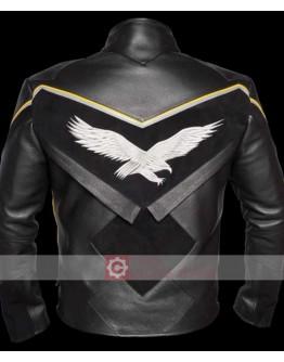 Hancock Will Smith Costume Leather Jacket