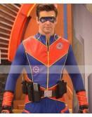 Henry Danger Captain Man (Cooper Barnes) Costume Jacket