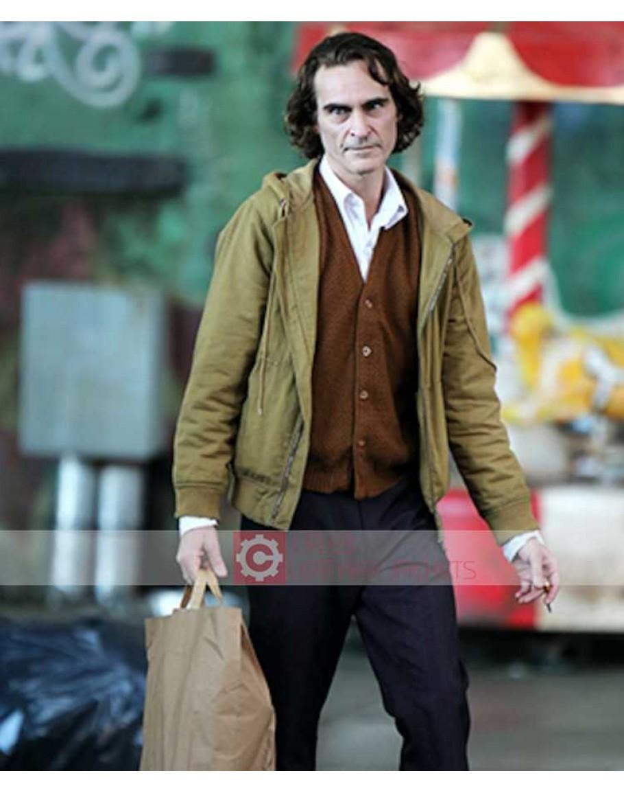 Joker Joaquin Phoenix Arthur Fleck Hood Jacket