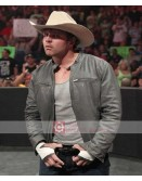WWE Jonathan David Good Classic Leather Jacket