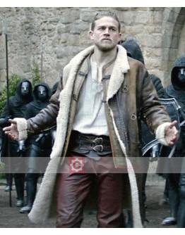 Legend of The Sword Charlie Hunnam (King Arthur) Coat