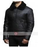 Men Aviator B3 Shearling Sheepskin Jacket