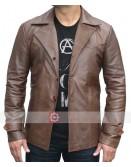 Late 70's Vintage Style Leather Jacket