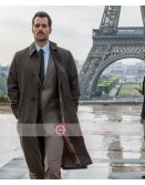 Mission: Impossible - Fallout Henry Cavill (August Walker) Trench Coat