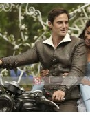 Once Upon A Time Jared Gilmore Leather Jacket
