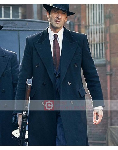 Peaky Blinders Adrien Brody Coat