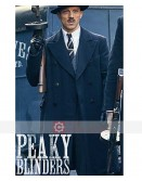 Peaky Blinders Luca Zizzari Coat