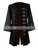 Pirates Of The Caribbean 5 Johnny Depp Coat