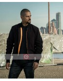 Power J R Ramirez Black Cotton Jacket