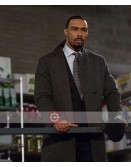 Power Omari Hardwick (James St Patrick) Coat