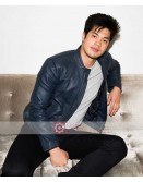 Ross Butler 13 Reasons Why (Zach) Leather Jacket