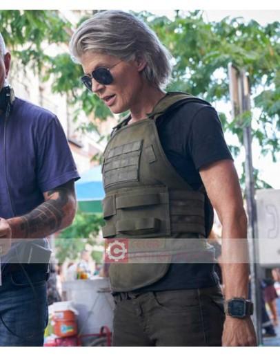 Terminator Dark Fate Linda Hamilton Vest