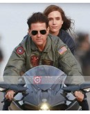 Top Gun 2 Maverick Tom Cruise Aviator Jacket