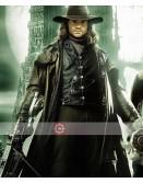 Van Helsing Gabriel Hugh Jackman Leather Vest