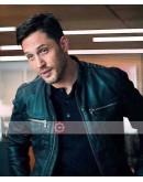 Venom Eddie Brock (Tom Hardy) Black Leather Jacket