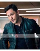 Venom Eddie Brock (Tom Hardy) Black Leather Jacket