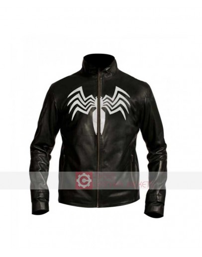 Venom Tom Hardy (Eddie Brock) Costume Jacket