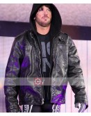 WWE AJ Style Leather Jacket