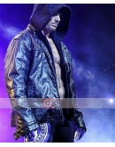 WWE AJ Style Leather Jacket