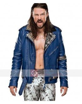 WWE Brian Kendrick Leather Jacket